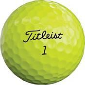 Titleist 2019 Pro V1 Optic Yellow Personalized Golf Balls product image