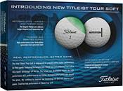 Titleist 2020 Tour Soft Personalized Golf Balls product image