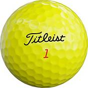 Titleist 2019 TruFeel Yellow Personalized Golf Balls product image