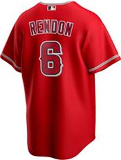 Nike Men's Replica Los Angeles Angels Anthony Rendon #6 Cool Base Red Jersey product image