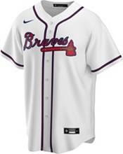 Nike Men's Replica Atlanta Braves Freddie Freeman #5 White Cool Base Jersey product image