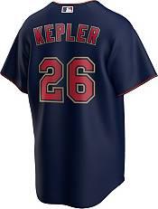 Nike Men's Replica Minnesota Twins Max Kepler #26 Navy Cool Base Jersey product image