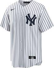 Nike Men's Replica New York Yankees Joey Gallo #13 White Cool Base Jersey product image