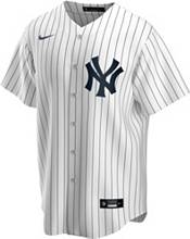 Nike Men's Replica New York Yankees Gerrit Cole #45 Cool Base White Jersey product image