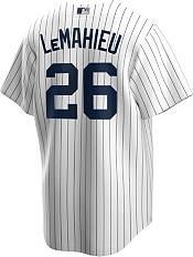 Nike Men's New York Yankees DJ LeMahieu #26 Cool Base Replica Home Jersey product image