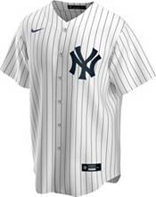 Nike Men's Replica New York Yankees Gary Sanchez #24 White Cool Base Jersey product image