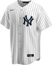 Nike Men's Replica New York Yankees Gleyber Torres #25 White Cool Base Jersey product image