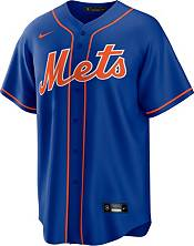 Nike Men's New York Mets Francisco Lindor #12 Cool Base Alternate Replica Jersey product image