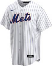 Nike Men's New York Mets Jeff McNeil #6 White Cool Base Replica Jersey product image