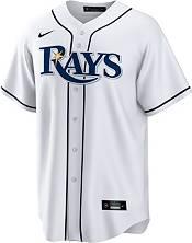 Nike Men's Tampa Bay Rays Randy Arozarena #56 White Cool Base Jersey product image