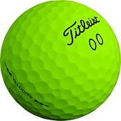 Titleist 2020 Velocity Double Numbers Matte Green Golf Balls product image