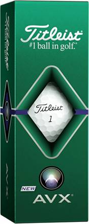 Titleist 2020 AVX Personalized Golf Balls product image