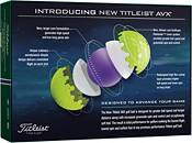 Titleist 2020 AVX Optic Yellow Golf Balls product image