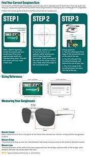 Costa Del Mar Tuna Alley 580G Polarized Sunglasses product image