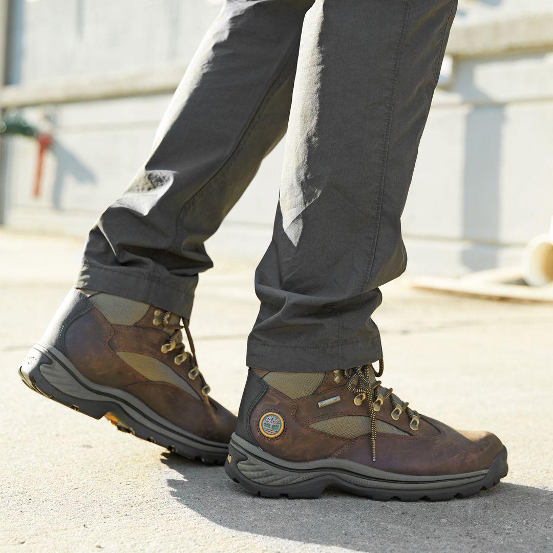 80ab597a1c8b1 Timberland Men's Chocorua Trail Mid Waterproof Hiking Boots