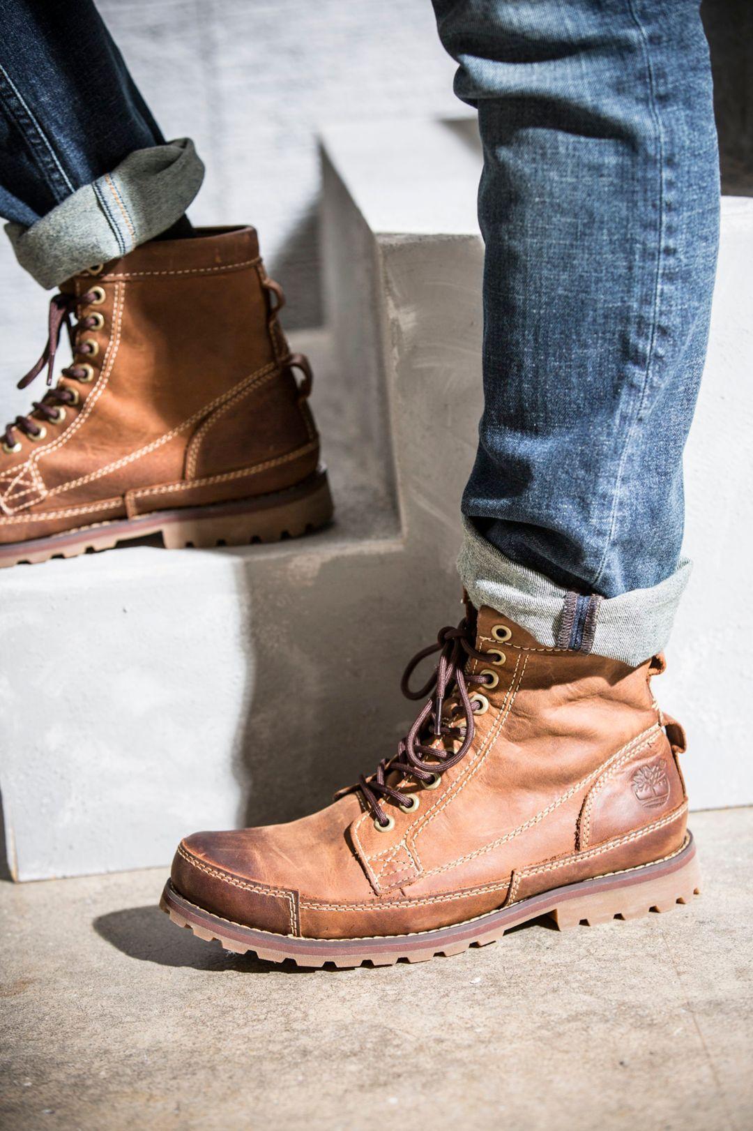 71d37c3d881 Timberland Men's Earthkeepers Original 6'' Boots