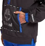 Timberland Men's Monogram Half-Zip Hoodie product image
