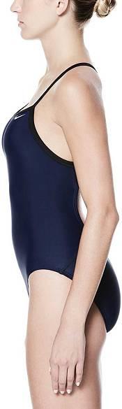 Nike Women's Nylon Core Solid Lingerie Tank Swimsuit product image