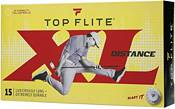 Top Flite 2020 XL Distance Yellow Golf Balls – 15 Pack product image