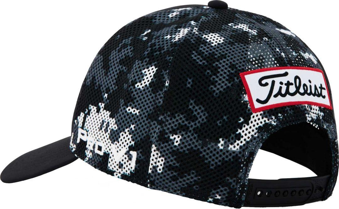 4f18f22c Titleist Men's Tour Mesh Snapback Golf Hat | DICK'S Sporting Goods