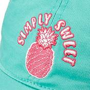 Simply Southern Women's Embroidery Pineapple Hat product image