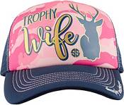 Simply Southern Women's Trophy Wife Trucker Hat product image