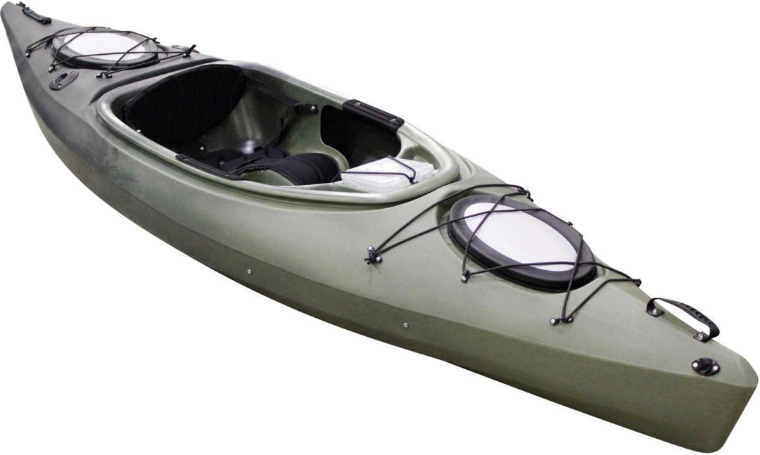 Future Beach Trophy 126 DLX Angler Kayak