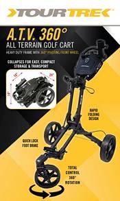 TourTrek A.T.V. 360 All Terrain Golf Cart product image