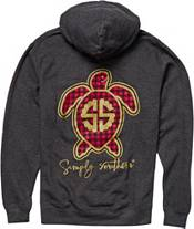 Simply Southern Women's Plaid Turtle Hoodie product image