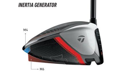 Inertia Generator + Aerodynamic Carbon Sole Design