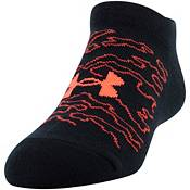 Under Armour Boys' Essential Lite Low Cut Socks 6 Pack product image