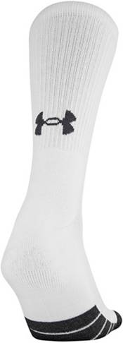 Under Armour Adult Performance Tech Crew Socks 6 Pack product image