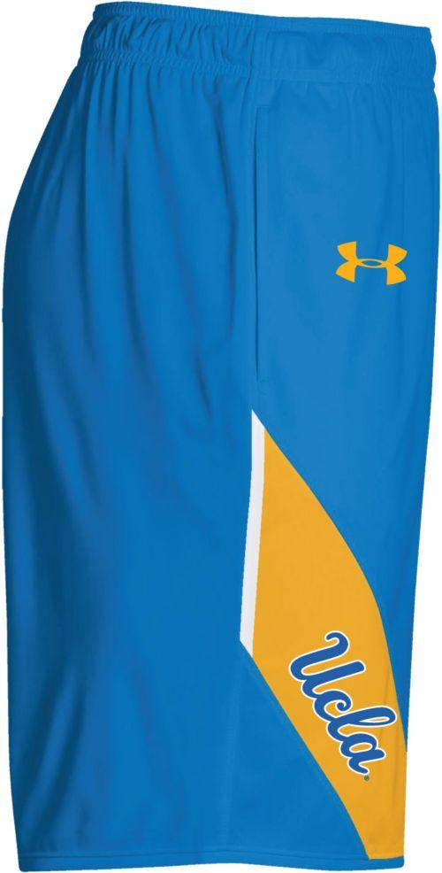 436cdb61a7e1 Under Armour Men s UCLA Bruins True Blue Replica Basketball Shorts.  noImageFound. Previous. 1. 2
