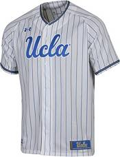 Under Armour Men's UCLA Bruins Replica Baseball White Jersey product image