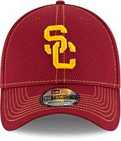 New Era Men's USC Trojans Cardinals Sideline Road 39Thirty Stretch Fit Hat product image