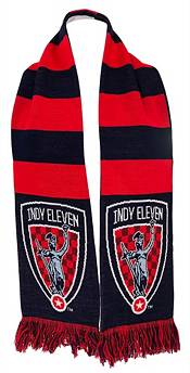 Ruffneck Scarves Indy Eleven Bars HD Scarf product image