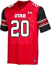 Under Armour Youth Utah Utes #20 Crimson Replica Football Jersey product image