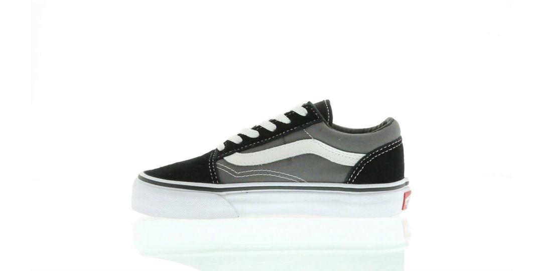 vans old skool leather pre school chaussures