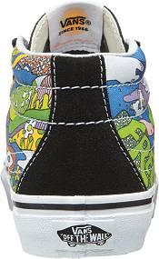 Vans X Parks Kids' Preschool SK8 Mid Shoes product image