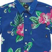 Vans Men's Trap Floral Button Down T-Shirt product image