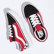 Vans Kids' Grade School Old Skool Check Shoes product image