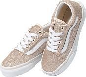 Vans Kids' Grade School Glitter Old Skool Shoes product image