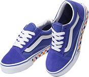 Vans Kids' Grade School Old Skool Checkered Shoes product image