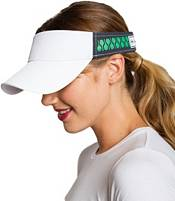 Ame & Lulu Women's Head In The Game Tennis Visor product image