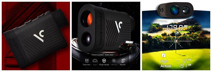 Voice Caddie G2 Hybrid Golf GPS Watch w/ Slope