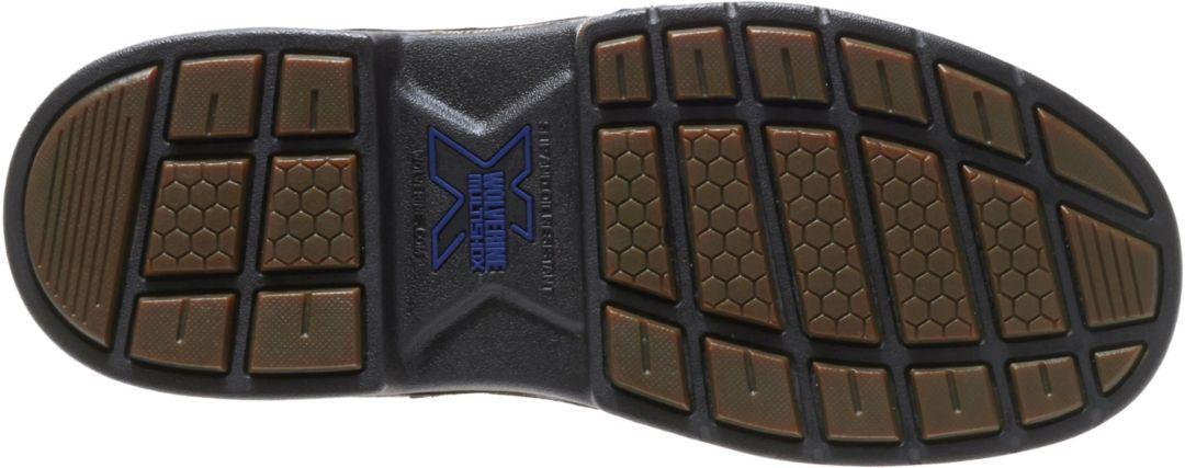 1464c237af4 Wolverine Men's Buccaneer 10'' Wellington Work Boots