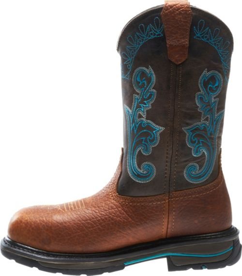 Wolverine Women s Kacey Composite Toe Wide Work Boots. noImageFound.  Previous. 1. 2. 3 44e32dce6f