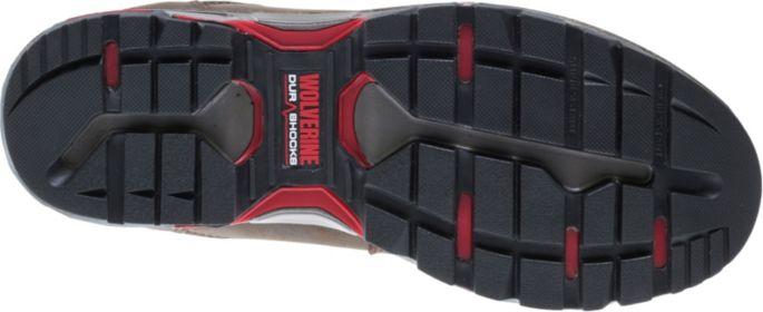1847db1f045 Wolverine Men's Nation 6'' DuraShocks Composite Toe Work Boots ...