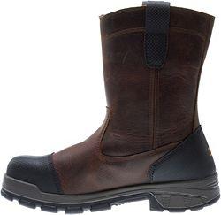 6526bc919e2 Wolverine Men's Blade LX 10'' Wellington Waterproof Composite Toe Work Boots