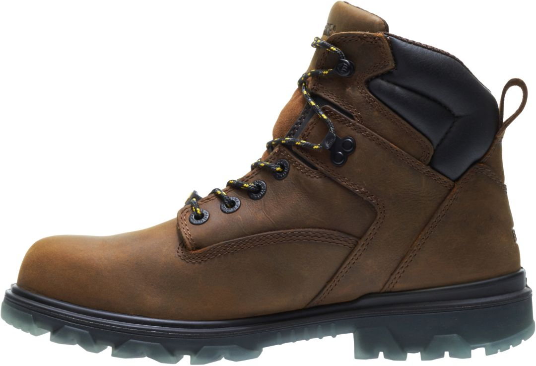 170466bb3c3 Wolverine Men's I-90 EPX 6'' CarbonMAX Waterproof Composite Toe Work Boots